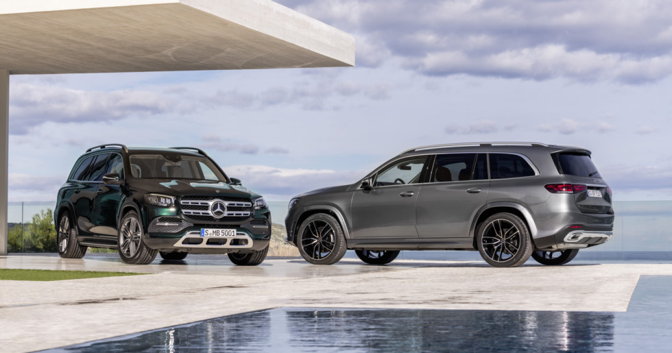 Mercedes-Benz GLS, 2019