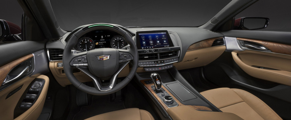 Cadillac CT5's Super Cruise technology will be available in ca