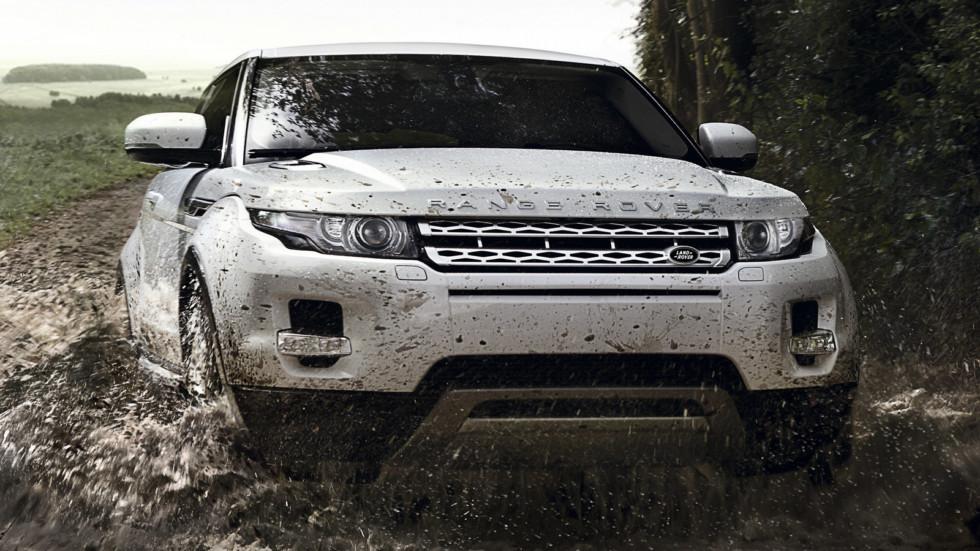 Range Rover Evoque Coupe Prestige '2011–15