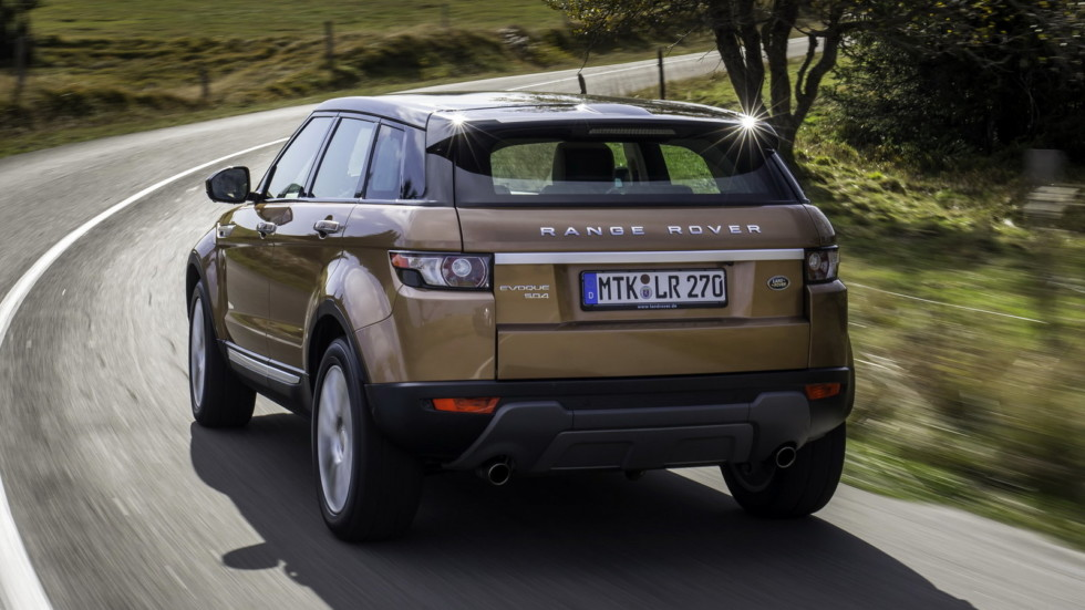 Range Rover Evoque '2011–15