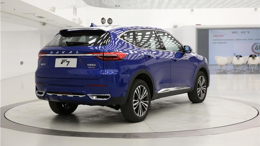 Haval открыл в РФ продажи моделей H2 иH6 сновым логотипом