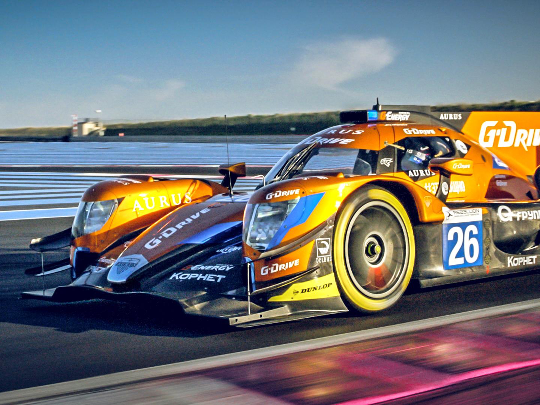 «Кортеж» до Ле-Мана довезёт: представлен гоночный спортпрототип Aurus 01