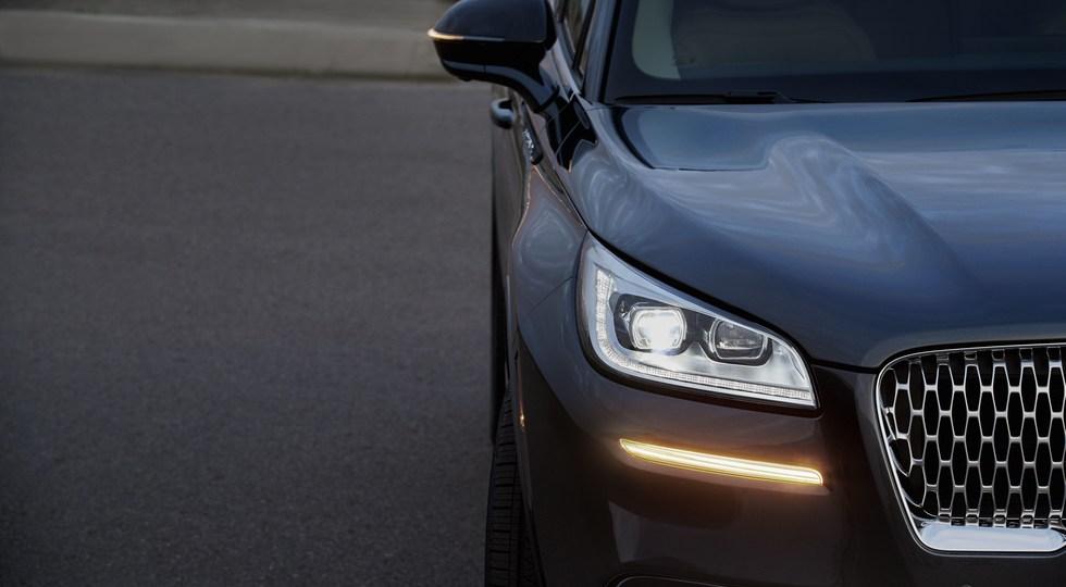 Lincoln Corsair на тележке Focus: очередная попытка переманить клиентов у Mercedes и Lexus