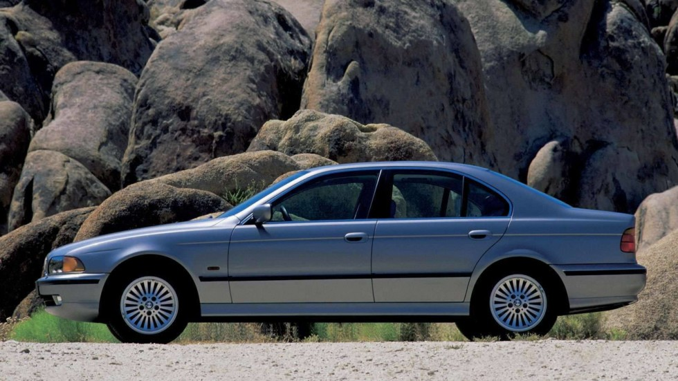 BMW 5 Series (E39) Sedan '2000-03