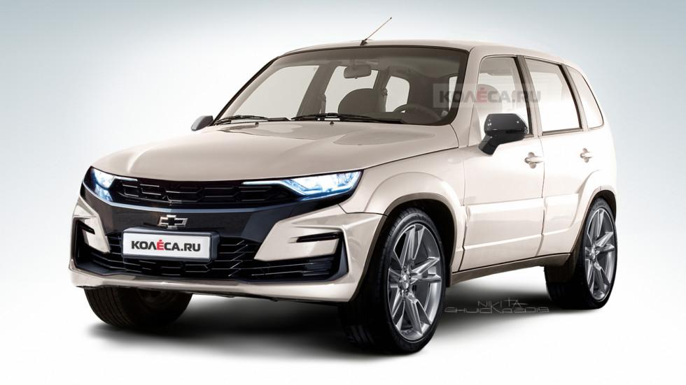 Дерзкий бюджетник: Chevrolet Niva в премиальном тюнинге