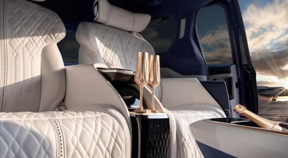 Минивэн Buick GL8 Avenir стал ещё роскошнее, получив перекроенный салон на четверых