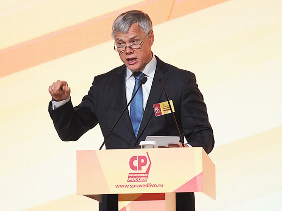 Валерий Карлович Гартунг, депутат Госдумы РФ II, III, IV, V, VI и VII созывов.