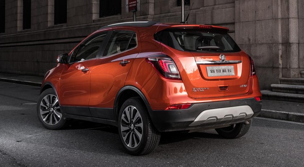 Аналог Chevrolet Tracker от Buick со сменой поколений потерял в мощности, но обрёл старшего брата