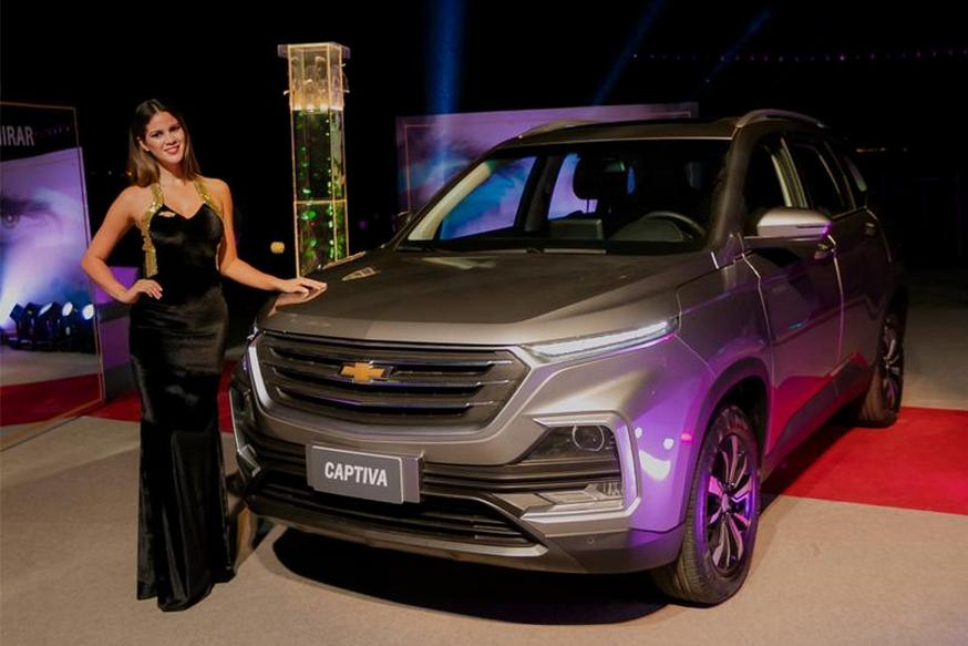 Chevrolet Captiva нового поколения оказался не таким продвинутым, как его родственники