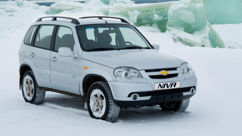 Chevrolet Niva GLC '04.2009–н.в.