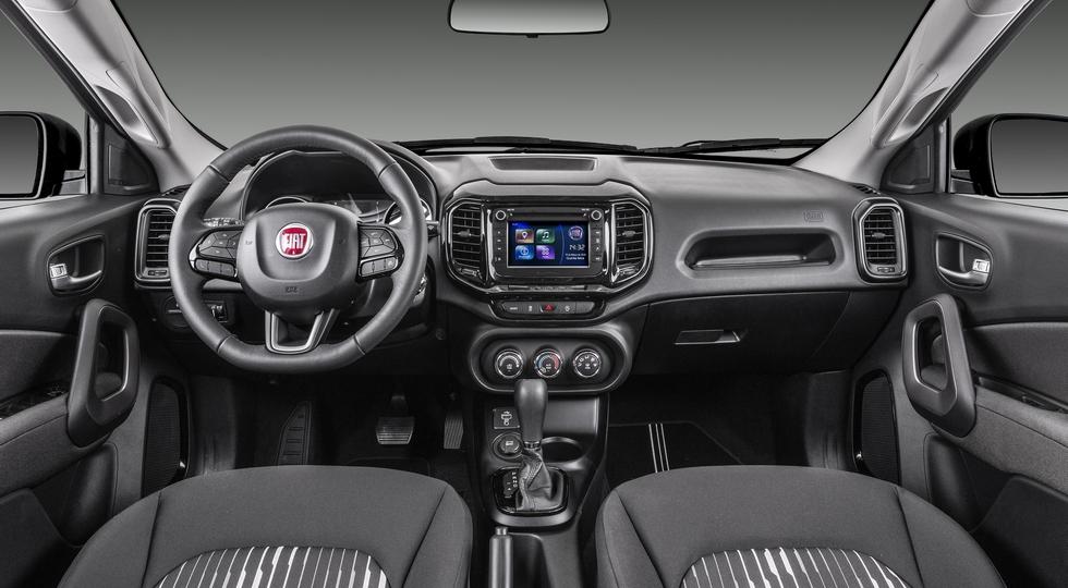 Пикап Toro на платформе Jeep Renegade: теперь глобальная модель, но уже не Fiat