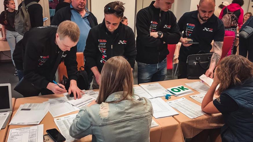 В Астраханской области стартовал 2-й этап Чемпионата России по ралли-рейдам