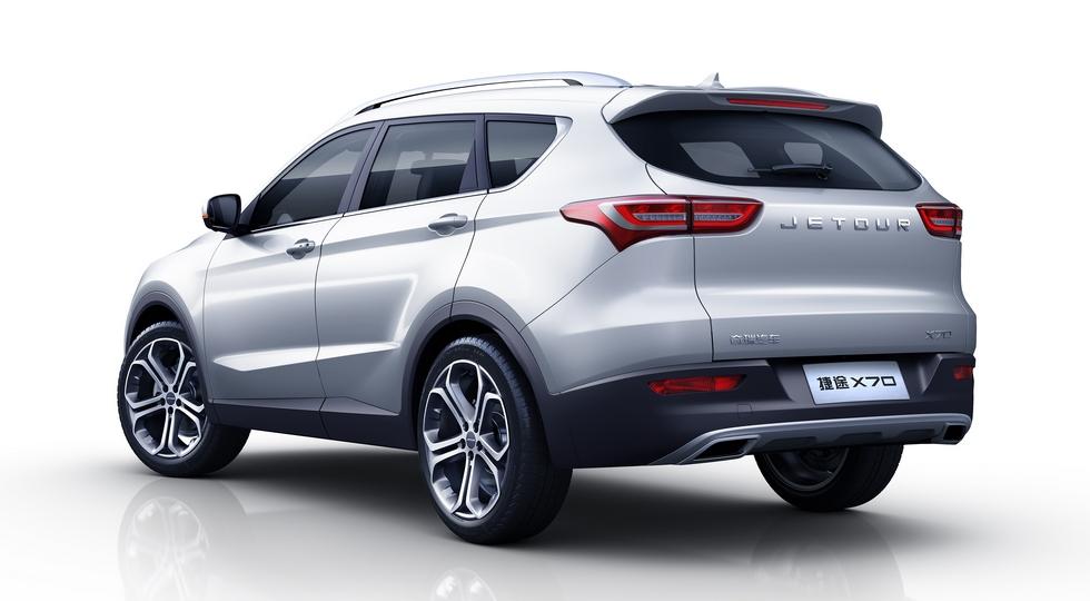 Jetour X70 Coupe: компания Chery тоже хочет в сегмент кросс-купе, но получается пока не очень