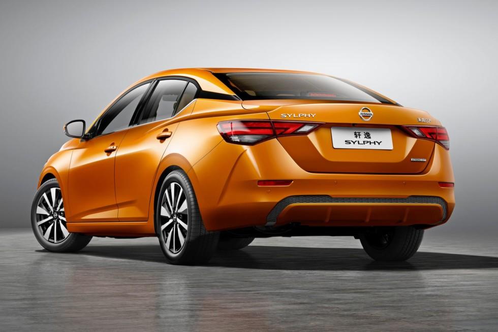 Новый Nissan Sylphy: китайский любимчик с глобальными амбициями