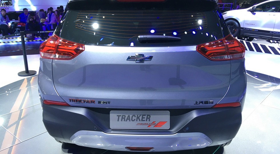 Chevrolet Tracker перешел на «турботройки», а у Trailblazer в соперниках RAV4 вместо Fortuner