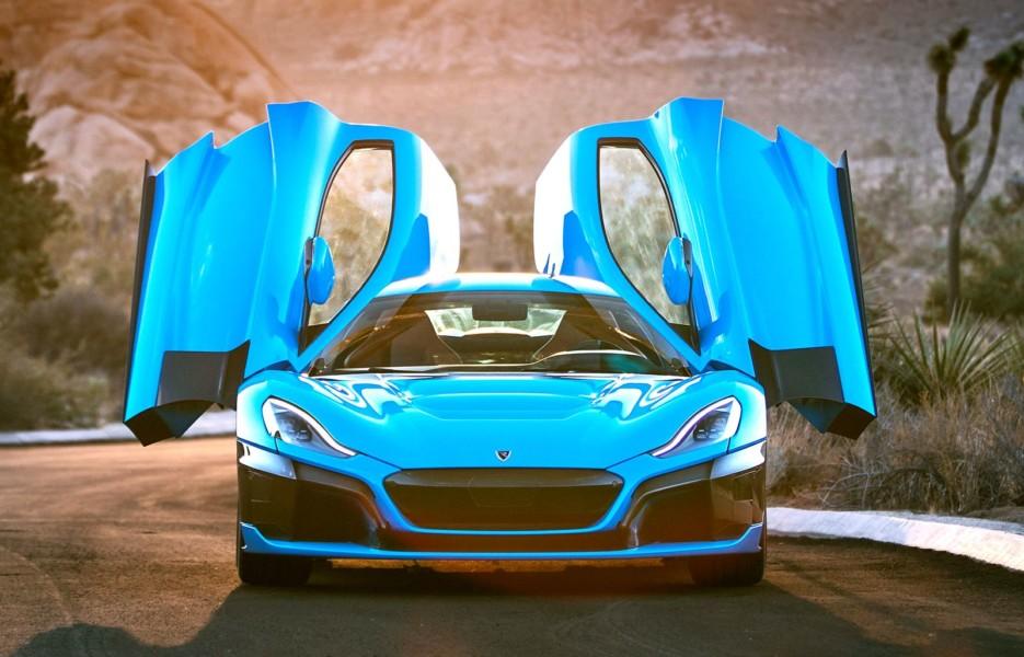 Сообразили на троих: Hyundai, Kia и Rimac вместе создадут электрические спорткары
