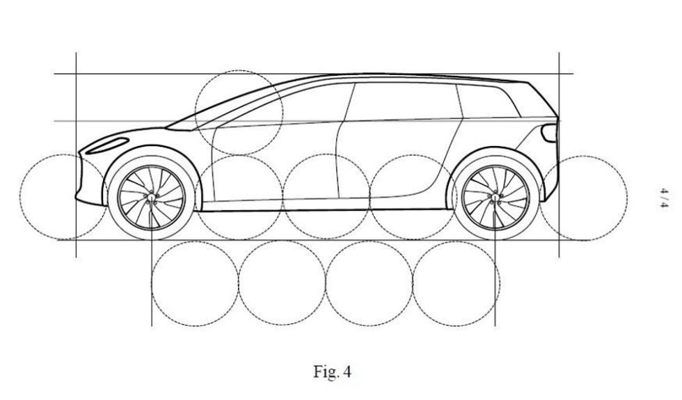 На пылесос не похоже: опубликовано первое изображение электромобиля Dyson