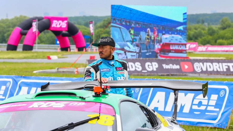Второй этап RDS GP 2019: победа Японии