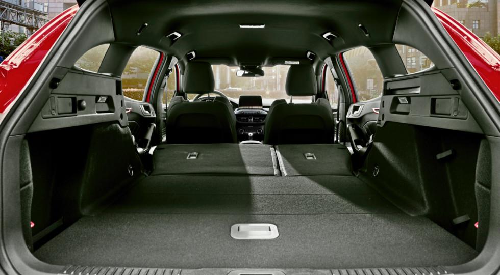 Заряженный универсал Ford Focus ST: 280 «лошадей» и 5,8 секунд до «сотни»