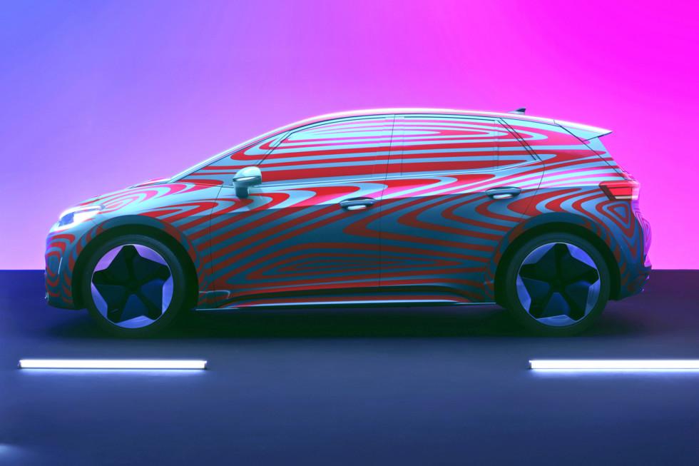 Ток в мешке: Volkswagen начал продавать ещё не представленную модель ID.3