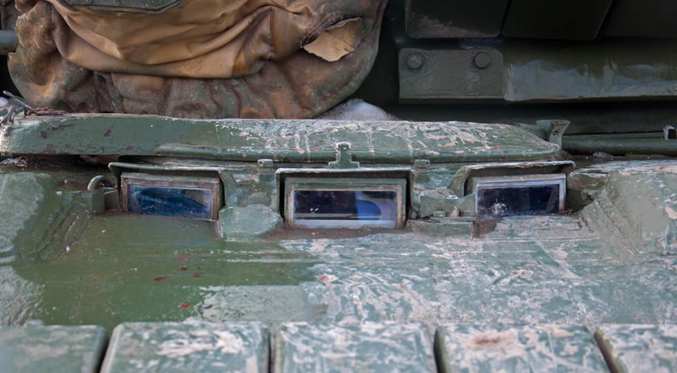 Гроза народных депутатов: тест-драйв танка Т-80