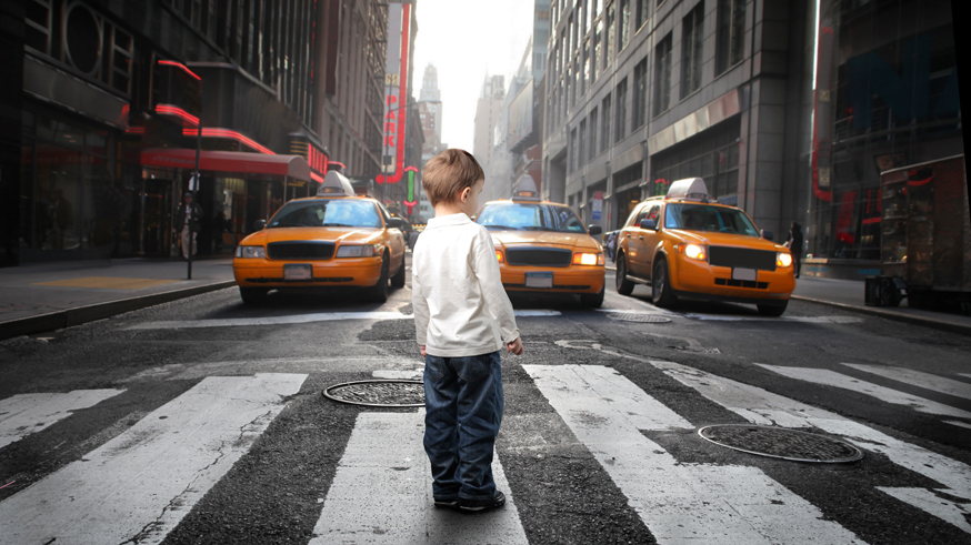 Несовершеннолетние: число аварий с детьми в РФ выросло