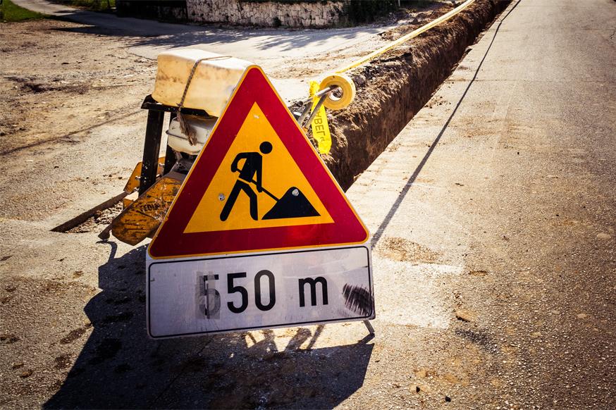 Ремонт дорог по праздникам хотят ограничить из-за пробок