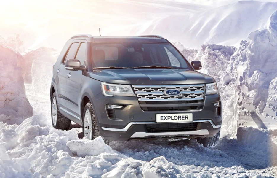 Ford отзывает в России кроссоверы Explorer