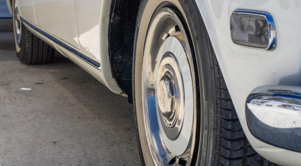 Просто стар: тест-драйв Rolls-Royce Silver Shadow 1972