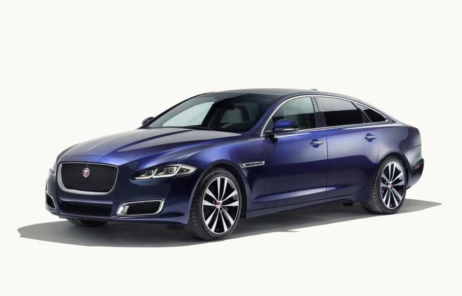 Прощание с ДВС: флагманский Jaguar XJ снимают с производства