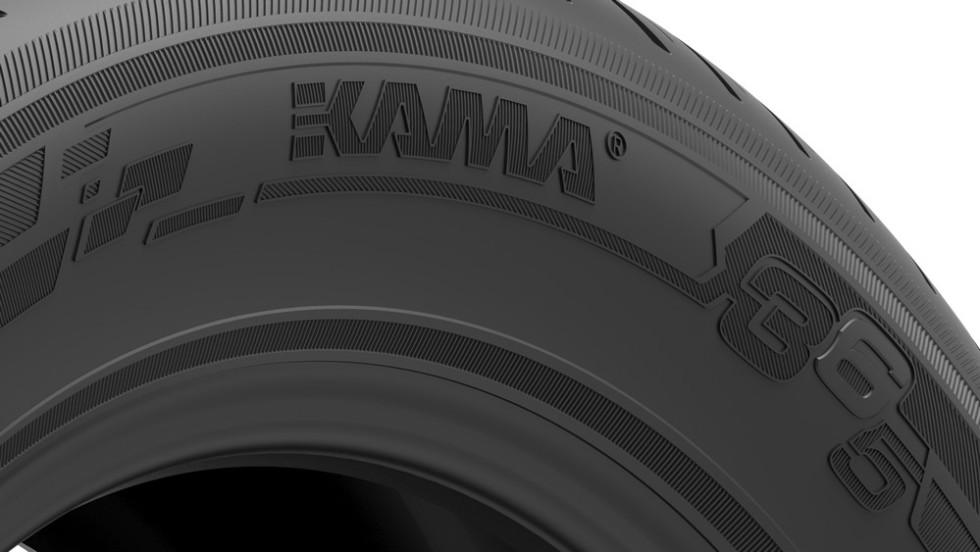 КАМА 365 с маркировкой M+S