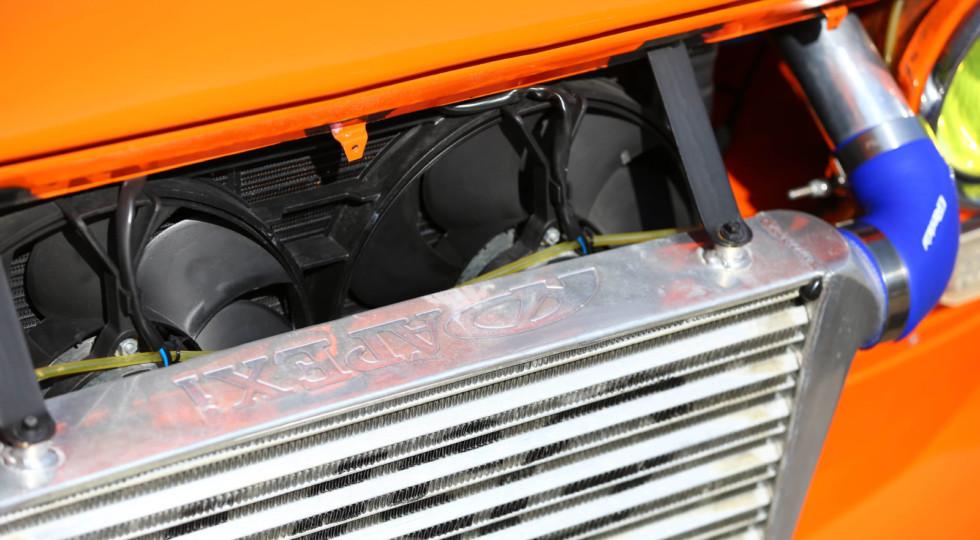 Полтысячи сил с мотора от Нивы: тюнинг ВАЗ-21011
