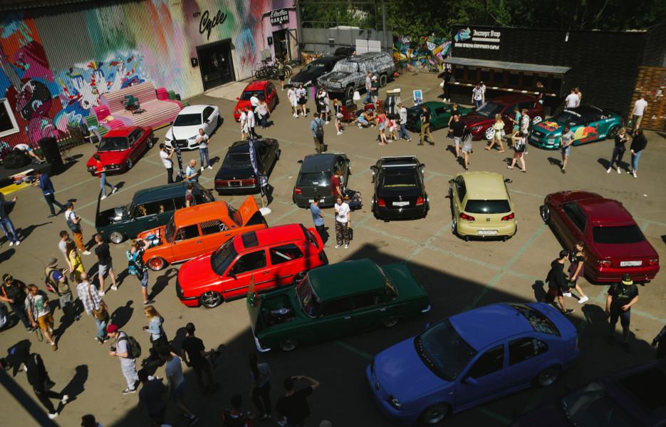 """Фестиваль Custom и Low культуры """"Листва"""" пройдет 15 июня во Флаконе"""
