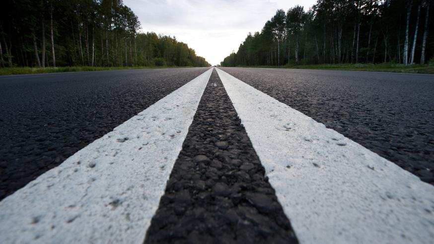 Максимальную скорость могут снизить, чтобы машины не портили асфальт