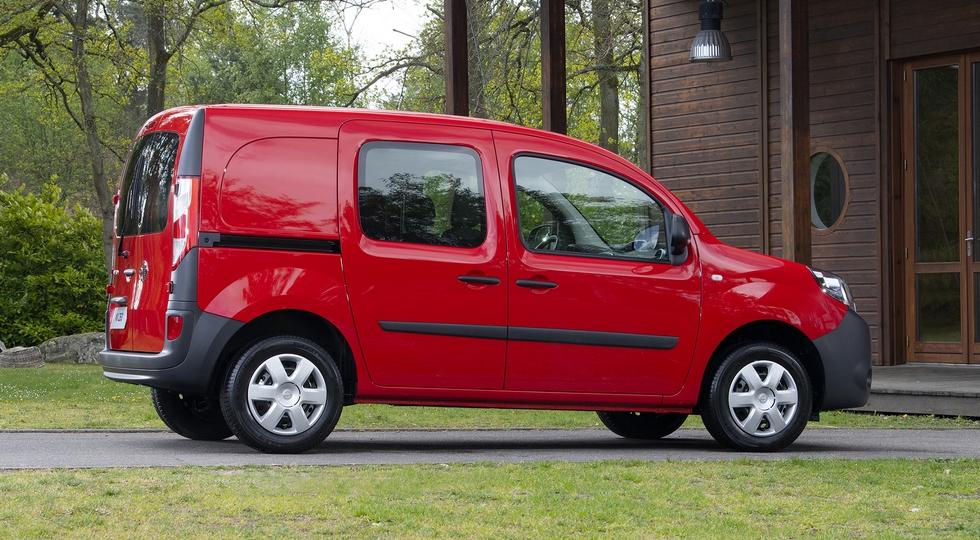 Renault Kangoo на излёте карьеры превратился в новую модель Nissan
