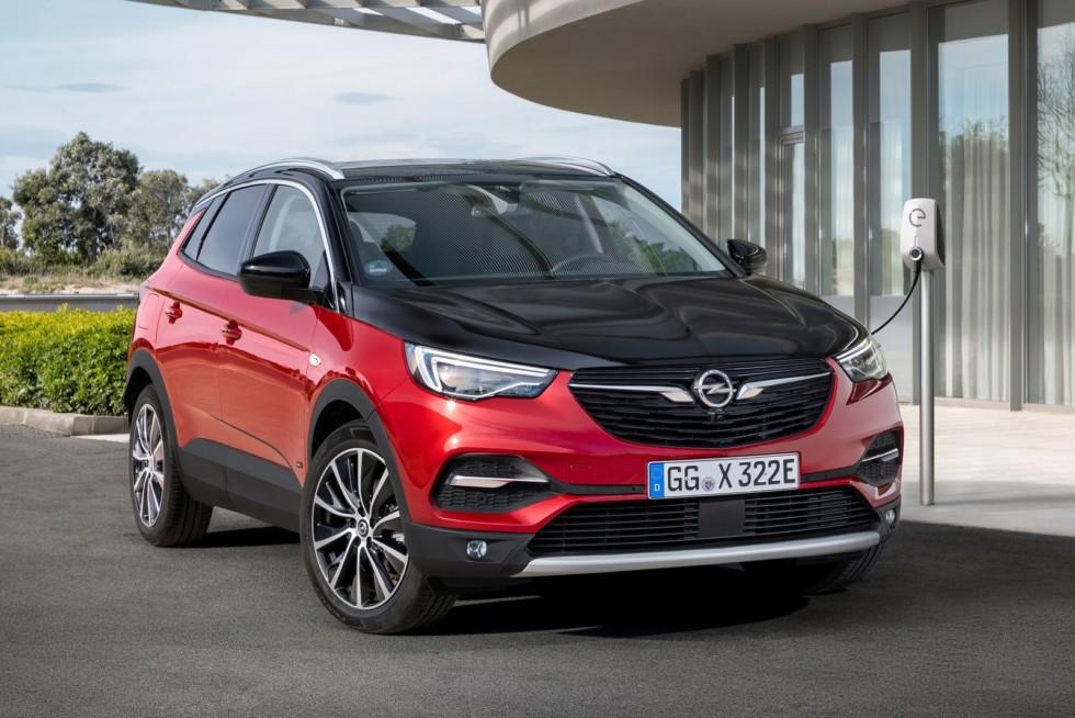Кроссовер, с которым Opel вернётся в Россию, получил полный привод