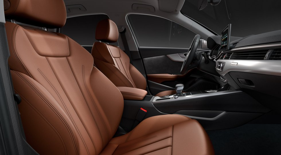 Audi пытается остановить падение A4 с помощью нового дизайна и гибридного довеска