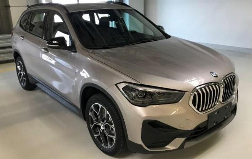 Рестайлинг принёс кроссоверу BMW X1 огромные «ноздри»