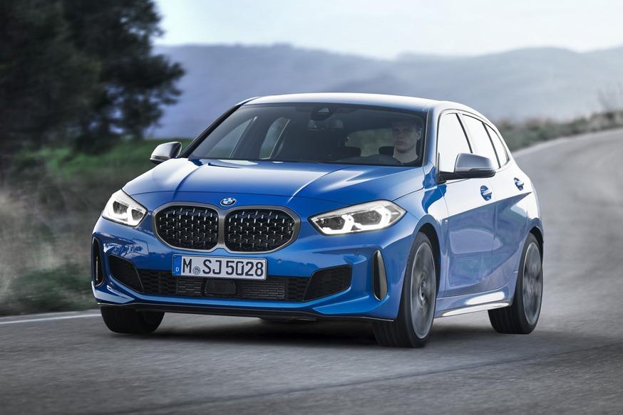 Новый BMW 1 Series: теперь с передним приводом, а М-версия стала слабее