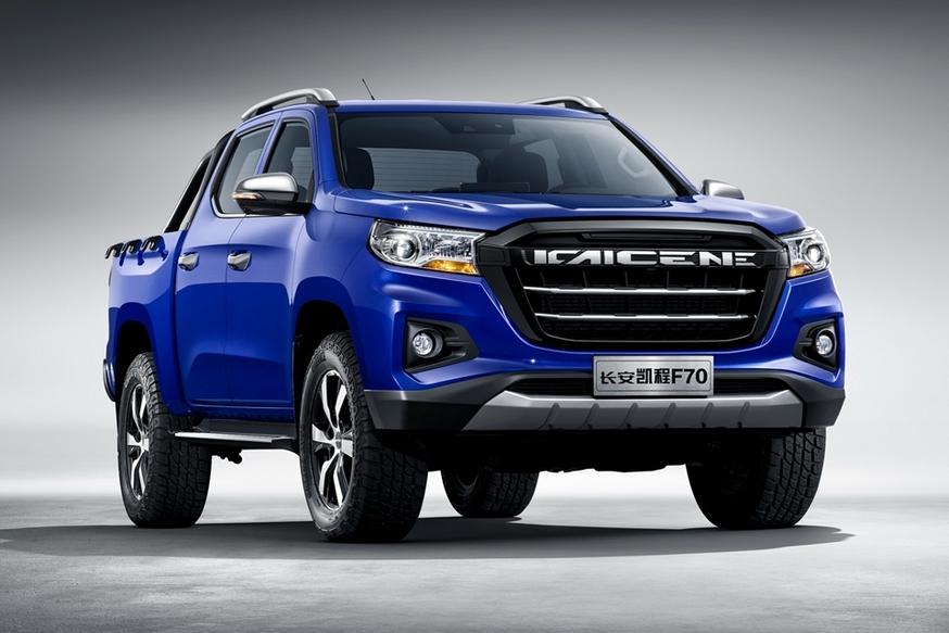 «Китаец» Changan F70 дал понять, каким будет глобальный пикап Peugeot