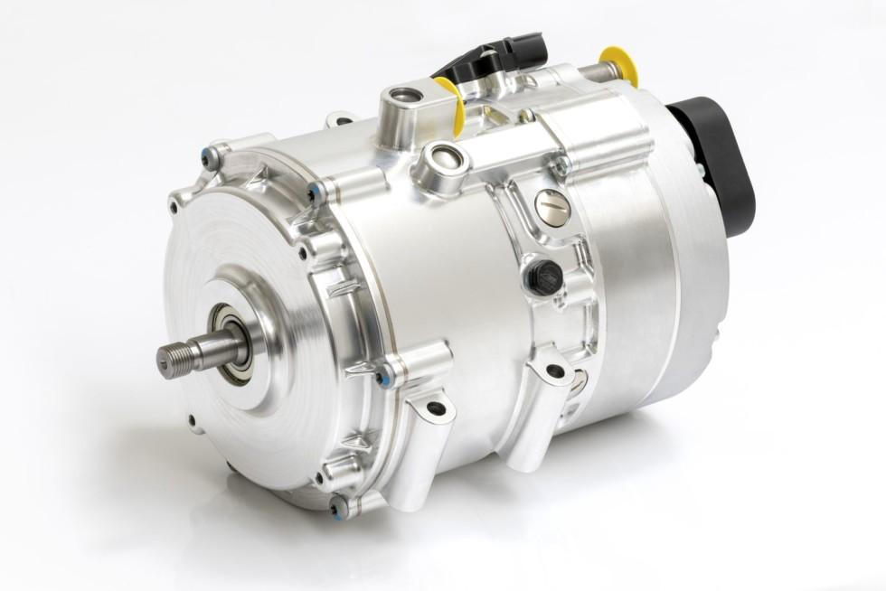 48-вольтовый стартер-генератор Continental мощностью 30 кВт для мягких гибридов