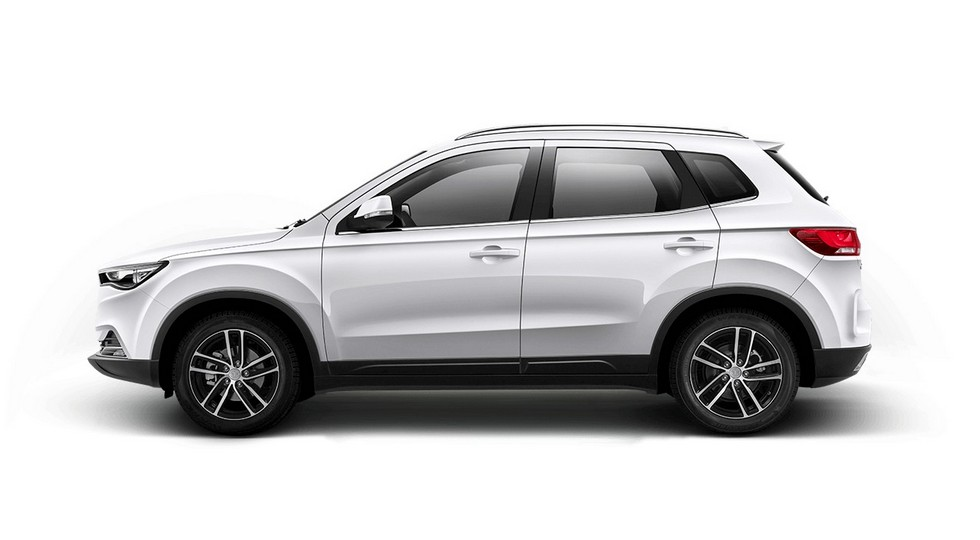FAW X40 подтянулся к старшим SUV. Кросс появится и в России, но в дореформенном виде