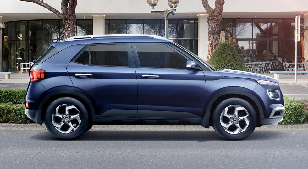 Кроссовер Hyundai Venue оказался дешевле не только Креты, но и Соляриса