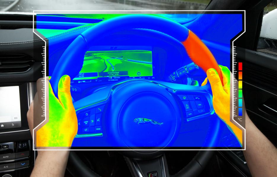 Жжёт пальцы? Поворачивай! JLR придумала оригинальную систему подсказок водителю