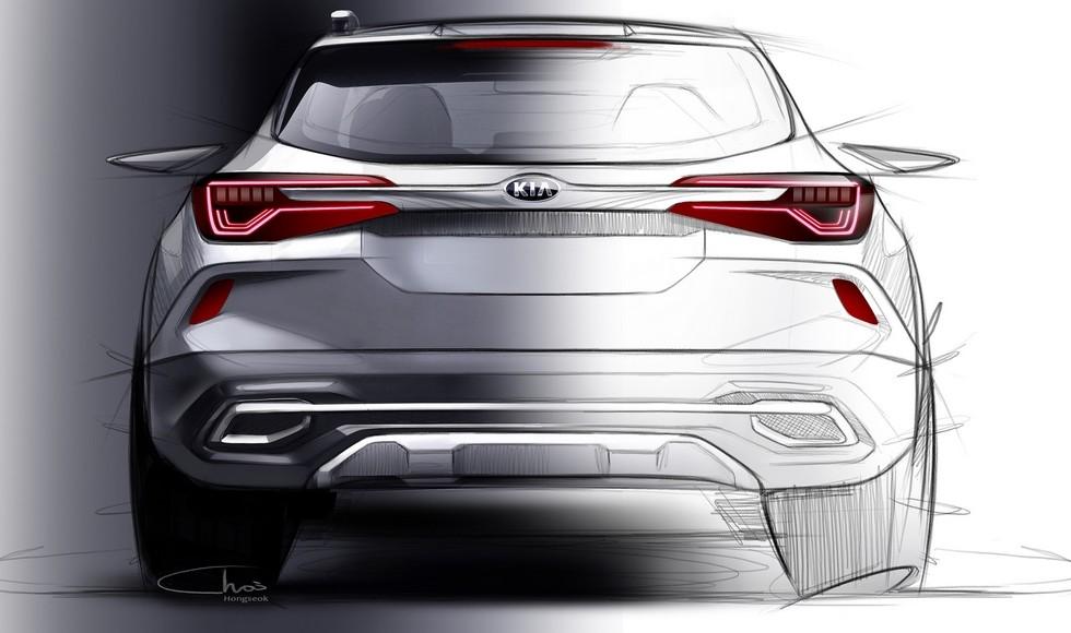 Конкурент Hyundai Creta от Kia: теперь серийная версия. Кроссовер будут продавать и в РФ