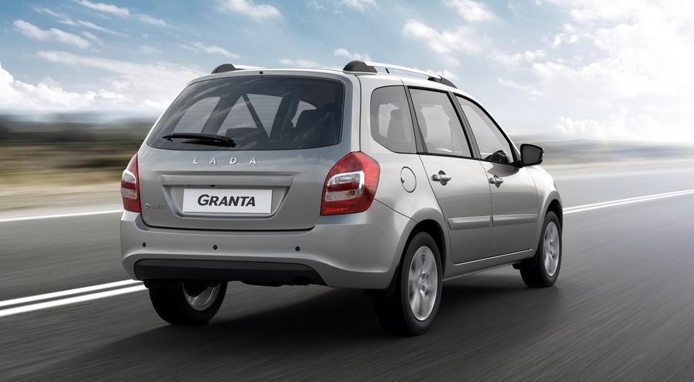 «Внедорожная» Lada Granta: в продаже почти через год после премьеры