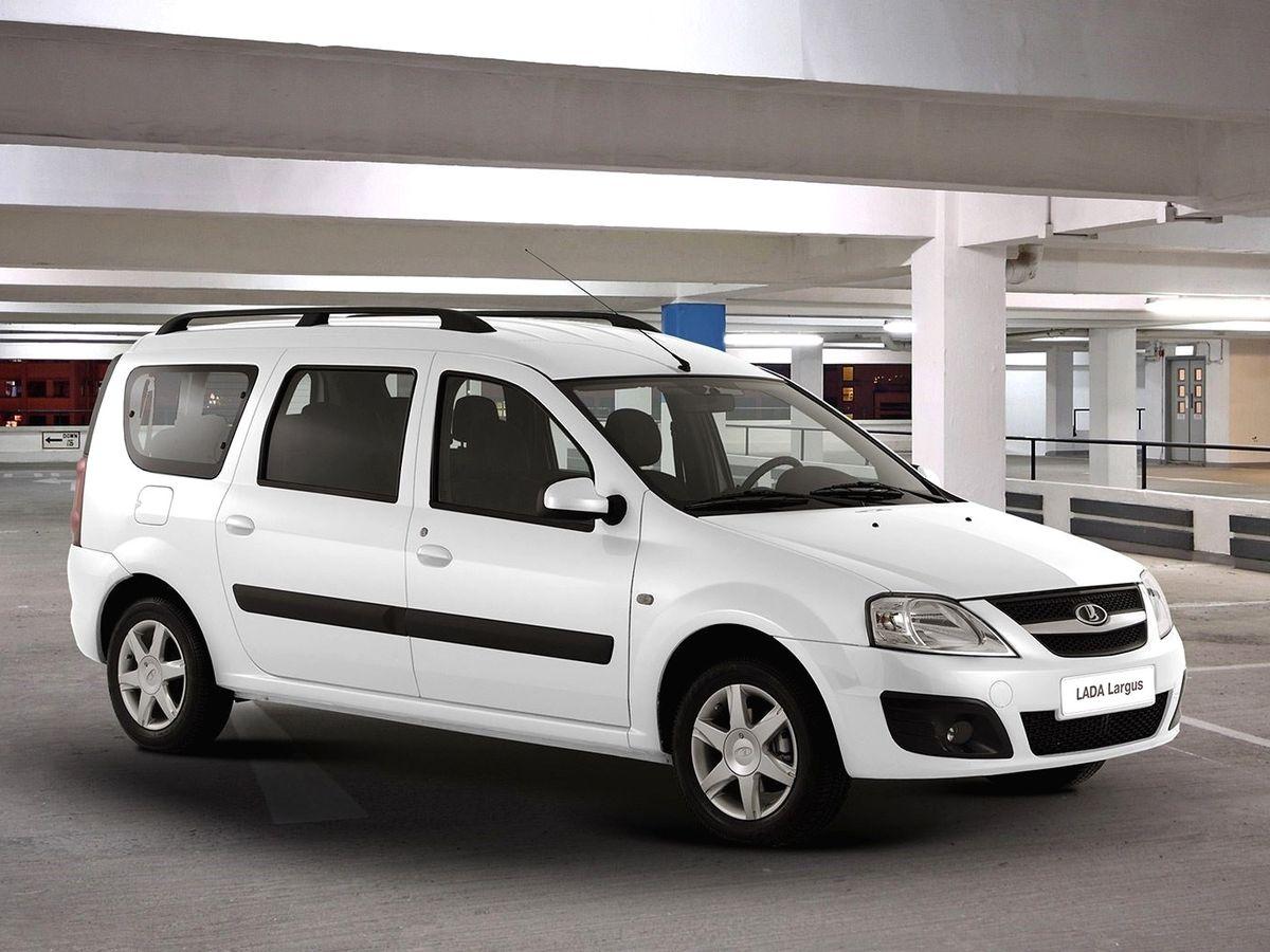 АВТОВАЗ отзовёт более 30 тысяч Ларгусов из-за проблем с тормозами