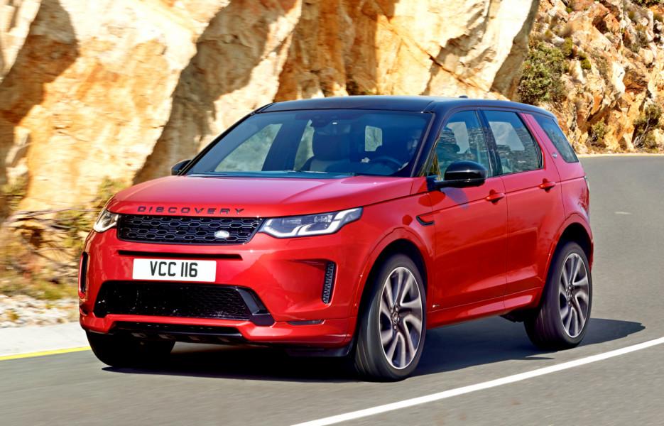 Обновлённый Land Rover Discovery Sport: мягкая гибридизация и жёсткая виртуализация