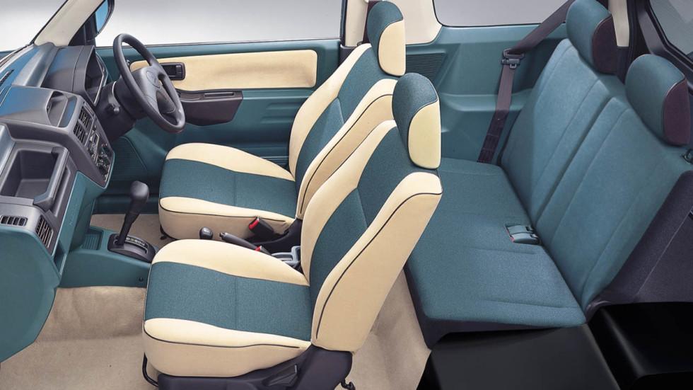 Mitsubishi Pajero Mini (H53) '1998–2012