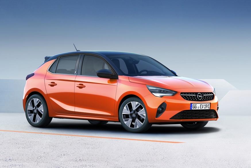 Новая Opel Corsa кое в чём уступила родственному Peugeot 208
